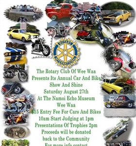 The Rotary Club of Wee Waa